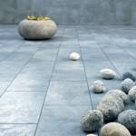 Каменный пол - изящный штрих любого интерьера
