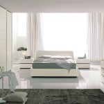 Расставляем мебель в спальне правильно