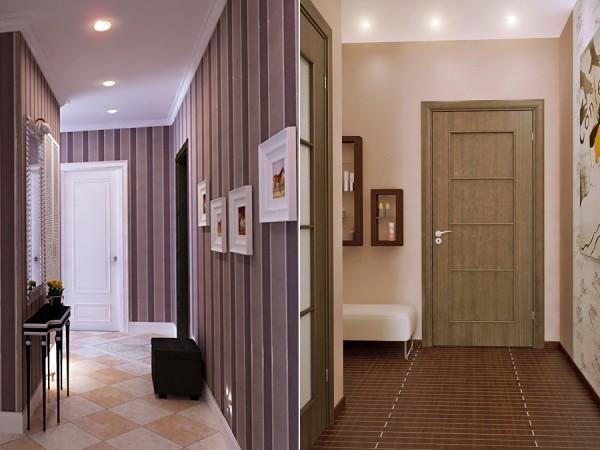 дизайн коридора 6 кв метров