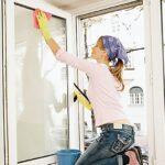 пластиковые окна чем мыть
