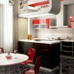 Ремонт 6 метровой кухни