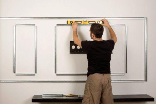 Как сделать ниши из гипсокартона на стене видео