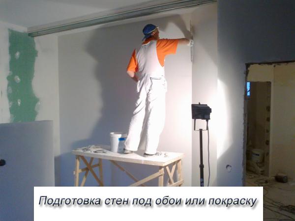 Штукатурка стен своими руками фото финишная