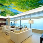 План потолков при проектировании дома
