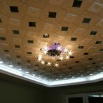 Отделка потолка в квартире — самые модные способы отделки