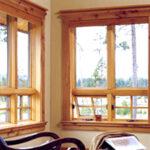 Разнообразие материалов для изготовления деревянных окон
