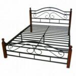 Металлическое основание для кровати