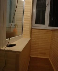 балконы под ключ в Киеве