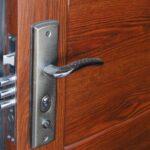 дверь устойчива к взлому