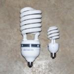 История создания компактных люминесцентных ламп