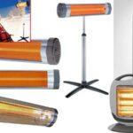 Инфракрасные обогреватели — расчет мощности и выбор