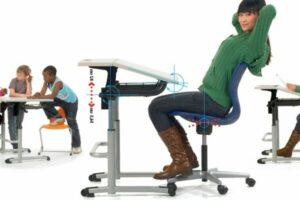 Выбираем кресло-стул для школьника
