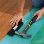 Как постелить (положить) ламинат на деревянные полы