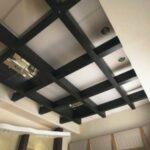 Подвесные потолки из гипсокартонных плит