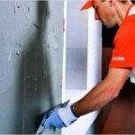Как выровнять неровные углы стен в квартире