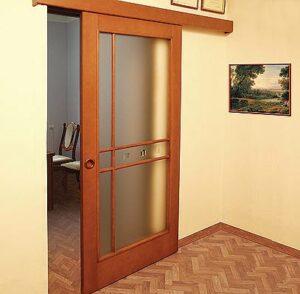 межкомнатных дверей-купе