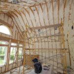 Что можно использовать, чтобы утеплить каркасный дом?