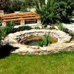 Природные камни в ландшафтном дизайне