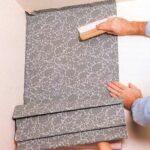 Оклейка текстильных обоев