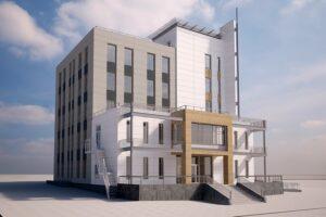 Реконструкция общественных зданий