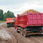 Вывоз грунта — что важно знать?