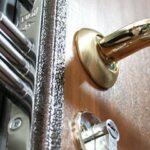 Двери металлические для защиты дома