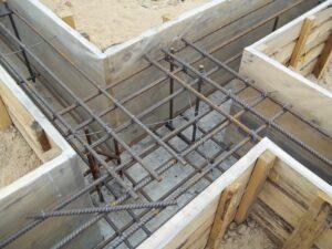 фундамент под цемент