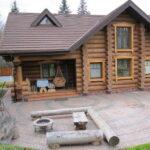 Дома ручной рубки — технология строительства домов