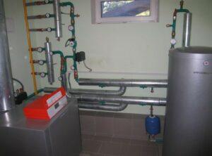 Отопление частный дом