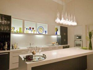 Светильники на кухне2