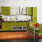 Правильное планирование пространства на маленькой кухне