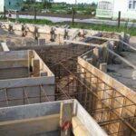 Расчет бетона, необходимого для фундамента