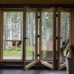 "FS — двери и окна системы ""гармошка"""