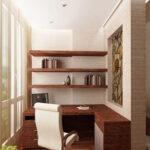 Интерьер балкона – фото комнаты на балконе