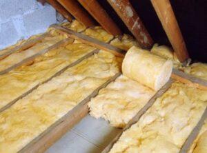 минеральной базальтовой теплоизоляции