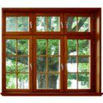 Деревянные окна из сосны