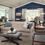 Деление пространства и современный интерьер в нашем доме