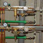 Монтаж, установка водопровода, водоснабжения