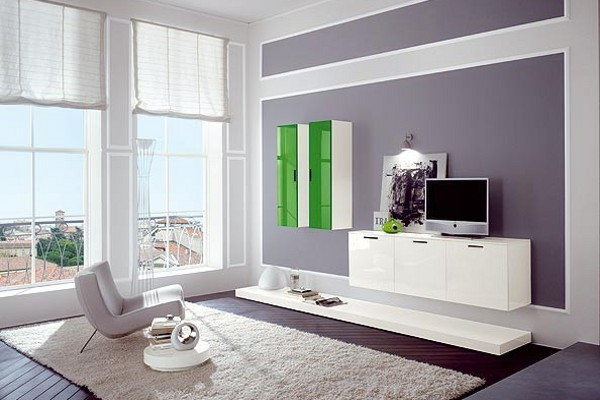 for Wohnzimmergestaltung beispiele