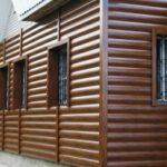 Отделка деревом: вагонка, блок хаус или деревянные обои?