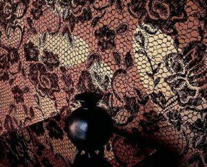 Текстильные обои