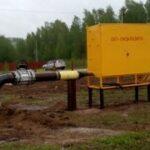 Подведение газа к коттеджному поселку