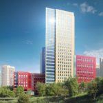 Строительство жилых и административных зданий