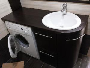 столешница в ванной комнате2