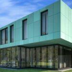 Строительство зданий из быстровозводимых металлоконструкции