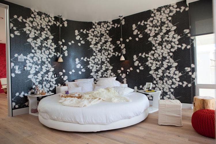 Вангсвик - кровать Икеа в интерьере фото
