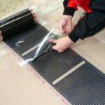 Инфракрасные плёночные обогреватели для дома и квартиры