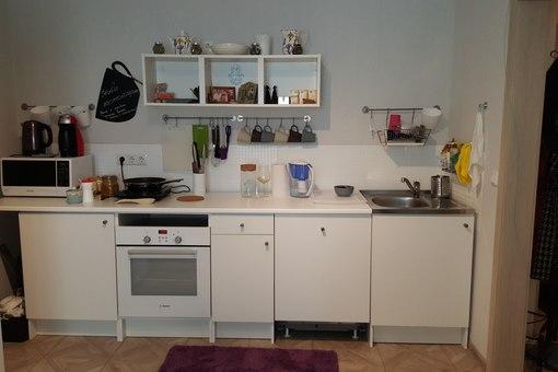 икеа кухня овербу фото