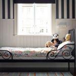 Миннен детская раздвижная кровать от Икеа