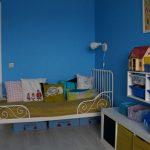 Миннен детская раздвижная кровать в интерьере
